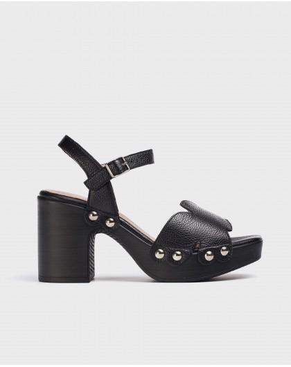 Wonders-Women-Plaited leather sandal