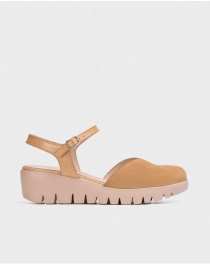 Wonders-Women-Wedge V sandal
