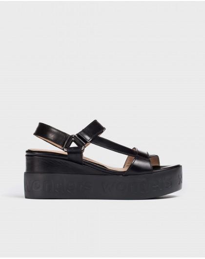 Wonders-Women-Sandal with Velcro strap