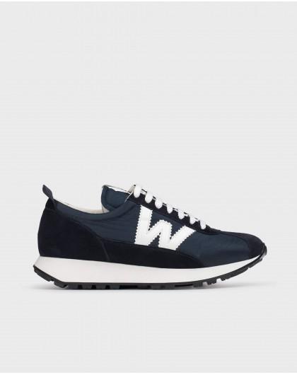 Wonders-Sneakers-Blue Henry Sneaker
