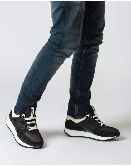 Wonders-Sneakers-Black Tom Sneaker