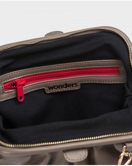 Wonders-Bags-Taupe Blair Bag
