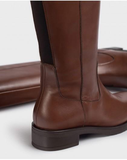 Wonders-Boots-Brown Rocío Boot