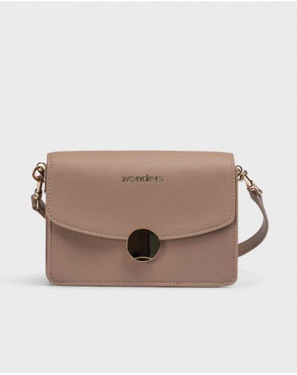 Wonders-Bags-Taupe Dana Bag