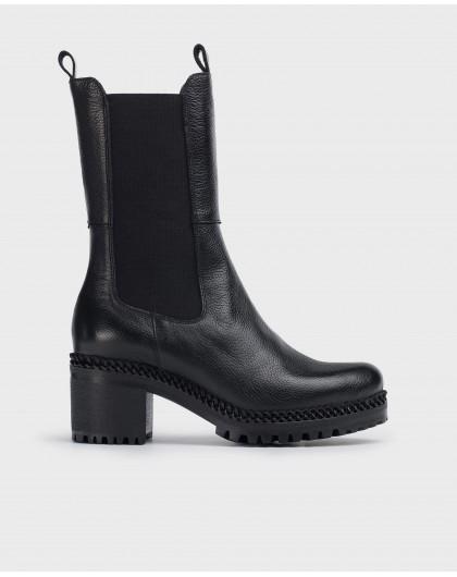 Black Toro Boot